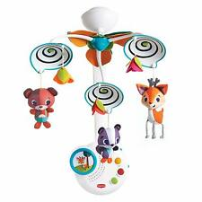 Tiny Love Classic Mobile, Developmental Cot Mobile, Newborn Baby Mobile with