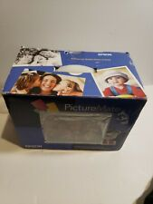 New  Epson PictureMate Personal Photo Inkjet Printer c11c556001