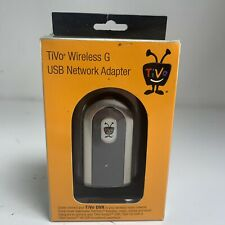 TiVo AG0100 Wireless G USB Network Adapter for TiVo Series 2 & 3 DVRs NEW