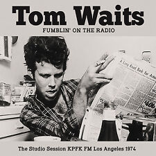 TOM WAITS New 2017 UNRELEASED 1974 LIVE PERFORMANCES & INTERVIEWS CD