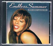 DONNA SUMMER ENDLESS SUMMER CD