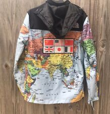 Light Jacket Similar To North Face Supreme Map Size L