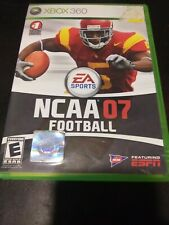 NCAA Football 07 (Microsoft Xbox 360, 2006)