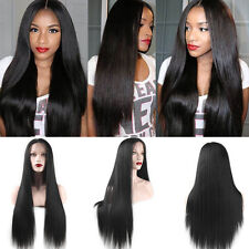 Brazilian Virgin Hair Full Lace Wig Synthetic Hair Wig for Black Women with Baby