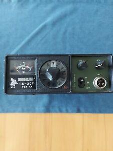 Funkgerät von Fa. Sommerkamp IC -20F. VHF FM. gebraucht für Bastler, Sammler.