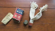 ALADDIN Model B-C Round Wick Aladdin/Wick Cleaner w/Box Kerosene Oil Lamp UnUsed