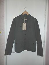 """*BRAND NEW* AllSaints Spitalfields Mens Military Okinawa Blazer Jacket SMALL 36"""""""
