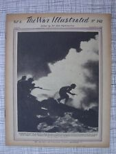 The War Illustrated #142 (HMS Anson, Rommel, Kokoda Guadalcanal, RAF Le Creusot)