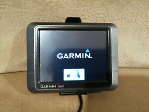 Garmin Nuvi 205 Can 310 GPS & Accessories  Tested and working Map Needs Update