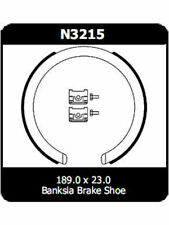 Protex Single Brake Shoes FOR FORD FALCON AU (N3215)