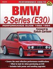 SA229 BMW 3-Series (E30) Performance Guide, 1982-1994 by Robert Bowen