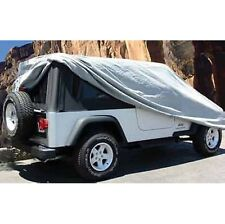 RAMPAGE 1202 -Custom Fit Vehicle Cover for 04-06 Jeep Wrangler Unlimited