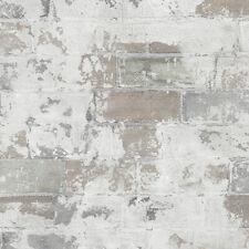 Brick Wallpaper Sidewall Norwall Wallcovering G67989