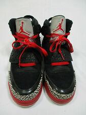 Nike AIR JORDAN Son Of Mars Mid Low Bred 512245-001 Sz 8 Black Varsity Red
