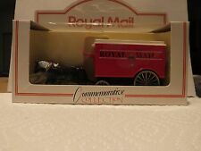 LLEDO LP11 006 HORSE DRAWN DELIVERY VAN - ROYAL MAIL - COMMEMORATIVE COLLECTION