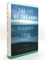 Richard Ford THE LAY OF THE LAND  1st Edition 1st Printing