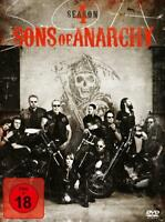 Sons of Anarchy - Season 4 [4 DVDs] [DVD]