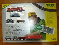 Trix 21504, Digital-Startpackung Güterzug mit ÖBB-Diesellok, Ep. V, H0, NEU&OVP