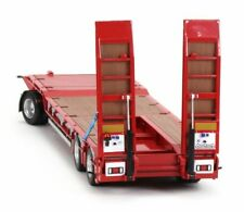 Nooteboom ASDV-40-22 4 Axle Drawbar Trailer with Ramps RED. 1/32  AT - COLLECTIO