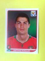 Cristiano RONALDO PORTUGAL Panini World Cup 2010  #559