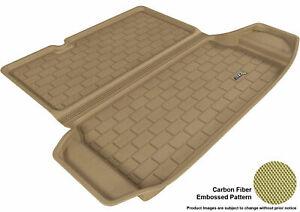 3D MAXpider KAGU For CHEVROLET SONIC 2012-2019 SEDAN TAN Cargo Liner Stowable