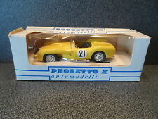 Progetta K 1:43 014  1958 FERRARI 250 TR Le Mans  #21  .early example!