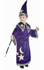 Dress Up America Kids Magic Wizard Costume