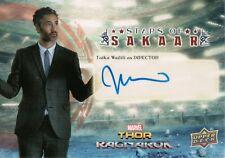Thor Ragnarok, Taika Waititi 'Director' Autograph Card SS-3