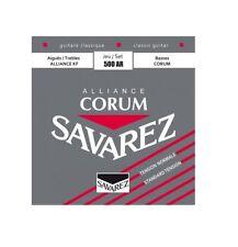 Savarez Corum Alliance 500AR Normal Tension Classical Guitar Strings