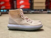 Under Armour UAS RLT Knit Fat Tire Hi Womens Shoes Faded Pink 1307135-115 Size 7