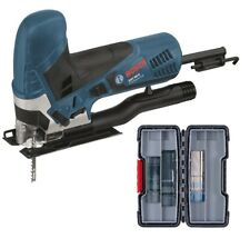 Bosch Stichsäge GST 90 E im Koffer + 30 Sägeblätter in Tough-Box