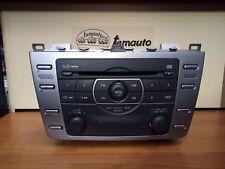 RICAMBI USATI GS1E669RXA AUTORADIO MP3 MAZDA 6 Berlina 2° Serie  2010 Ben 134730