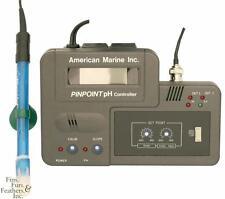 AMERICAN MARINE PINPOINT PH CONTROLLER - AQUARIUM WATER TESTER METER