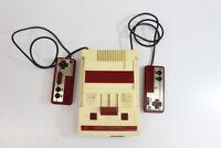 Original Nintendo Famicom Console Only FC Japan Import US Seller FK051 C