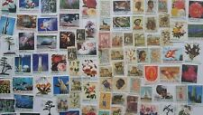 100 Different Angola Stamp Collection