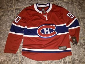 Tomas Tatar Montreal Canadiens Signed Jersey