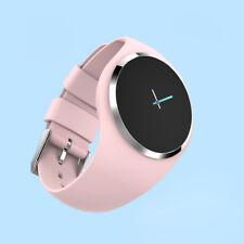 Women's Lady Bluetooth Smart Watch Heart Rate Monitor Wristband Sports Bracelet
