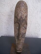 old African mask. ancien masque africain Fang
