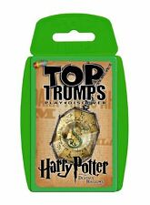P4031 Winning Moves - Harry Potter and The Deathly Hallows Part 1 Top TRUMPS Car