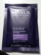 Nexxus Keraphix Damage Healing Treatment Masque New Packets