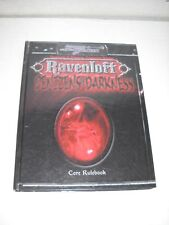 Sword & Sorcery Ravenloft Denizens of Darkness Campaign Setting book D&D 3.0