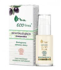 AVA Eco Linea rewitalizująca maseczka do twarzy/ Revitalizing leave-on face mask