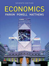 Economics Seventh Edition Parkin Powell Matthews