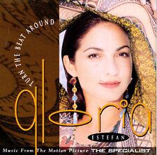 Turn the Beat Around by Gloria Estefan (CD Maxi-Single,1994, Sony) Brand New