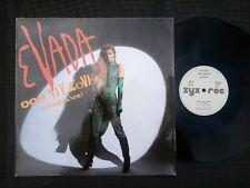 "12"" Italo Disco Record Eveda - Ooh My Love ""Love & Dance (ZYX Records1985)"