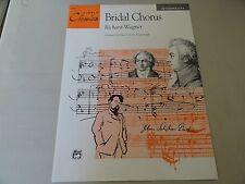 Bridal Chorus from Lohengrin : Sheet (1995, Paperback)