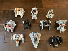 lego star wars microfighters lot of 10