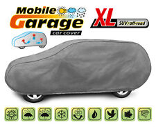Autoabdeckung Ganzgarage Vollgarage Autoplane XL für BMW X5 Atmungsaktiv