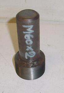 Tampon de contrôle de filetage M60 x 2