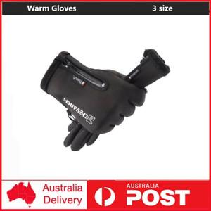 Winter Women Men Warm Gloves Windproof Waterproof Thermal Touch Screen Mitten